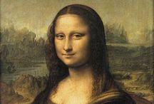 Mona Lisa (and sisters)