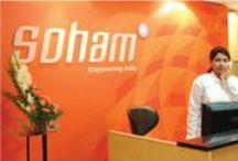 Renewable Energy / Soham is a power generating company purely focusing on renewable energy. It aims to be among India's top three companies in this space. With a firm belief in the future of renewable energy, Soham has been directing its efforts in this regard for the past eight years.