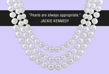 Pearls, pearls, pearls! / Everything you ever wanted to know about pearls, the world's most precious gem.