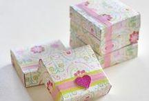 Papier ideen u.Verpackung / by Margot Pimperl
