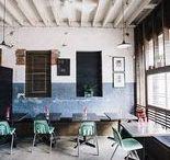 Stores + Bars + Restaurants