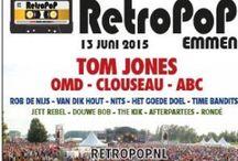 Retropop Emmen / Retropop wordt in juni gehouden bij de Grote Rietplas in Emmen.