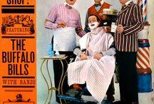 Barbershop. / Mooie oude interieurs van kapperszaken en barbershopmuziek. Ook veel foto's van Schorem in Rotterdam, wereldberoemd inmiddels.