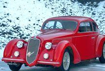 Alfa Romeo en Ferrari. / Alfa Romeo en Ferrari.