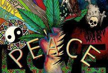 Hippie lifestyle. / Hippie lifestyle.