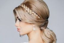 Hair Fashion / Hair styles, trends and ideas for all occasions