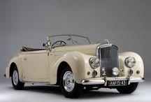 Classic cars / Rolls Royce, Bentley en oldtimers.