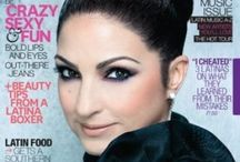 Gloria Estefan. / Miami Sound Machine.