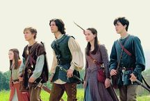"""Kings and Queens of Narnia / """"Once a King or Queen in Narnia, always a King or Queen. Bear it well, Sons of Adam. Bear it well, Daughters of Eve."""" Add anyone who's interested, and keep it Narnia Related"""