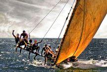 Lamu / Lamu, prachtig eilandje voor de kust van Kenya.