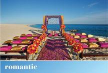 beach wedding / Trouwen op het strand.