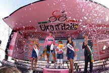 Giro d'Italia. / De grote wielerklassieker in Italië.