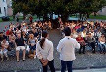 """""""Vivere, sentire e gustare il giardino"""" - 5 settembre 2015 / Musica e degustazioni guidate con fiori ed erbe spontanee in Villa Ghirlanda Silva"""
