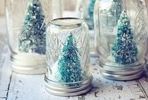 Crafty Christmas / Looking to decorate the house on a budget, or simply love DIYs? Click through our list for DIY Christmas present and home decor ideas!