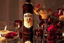 AMARULA...A Liqueur to cherish and enjoy. / Love warms the heart and Amarula warms the soul...very proudly South African