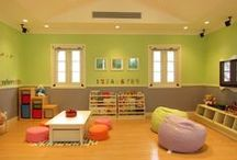 Childcare Facilities / Inspiration for childcare and daycare centres