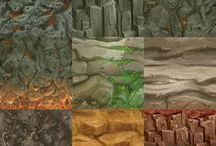 Textures / All about textures. The materials they allow us to create and the shaders that use them.