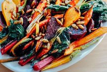 Vegetable Salads / Side dish and main meal salads,full of vegetables. Check out my other salad boards for bean and grain salad recipes.