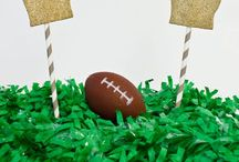 TOUCHDOWN! / Super Bowl Party ideas / by Kishma Abram