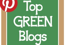 Our Favorite GREEN Blogs