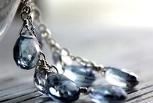 blanc bleu gris / by ilona bryszak