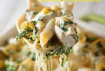 Pasta / Delicious pasta dishes for quick weeknight dinners or when a little comfort is needed.
