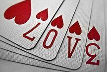 In love  / Love