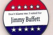 Parrothead  / Jimmy Buffett is a god. Cheeseburger, margarita, tailgate, concert, music, quotes, lyrics.  / by Tina Hemerlein