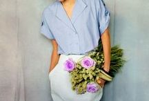 fashion wiosna lato / by donna paloma