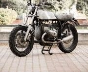 Motos Cafe Racer Obsession / Transformación y personalización de toda clase de motos a estilos Cafe Racer, Street Tracker, Bobber y Racing Vintage. Un álbum de customizaciones originales.