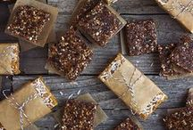Raw & No Bake / When it's too hot to turn on the oven, raw & no bake treats are a fantastic option.