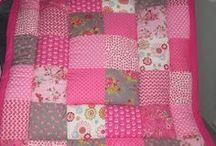 Gemaakte boxkleden / Gemaakte boxkleden - met strikbanden of zonder - 2 kanten te gebruiken