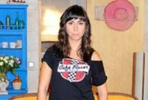 Mujer Cafe Racer Obsession / Ropa para mujeres diseñada por Café Racer Obsession.