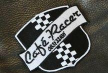 Accesorios Cafe Racer Obsession / Artículos unisex diseñados por Café Racer Obsession, CRO.