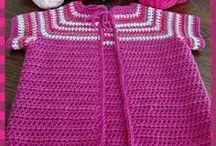 Gemaakt voor baby's (overig) / Leuke zelfgemaakte baby dingen zoals kleding, setjes slab/labeldoekje, bijtringen, speenkoorden etc.....