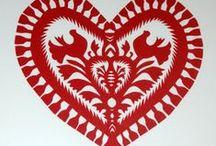 Miks z folkowej Polski / Polish folk and folk inspirations.