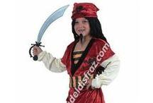 Disfraces de Piratas para niños / Los disfraces más divertidos y originales de piratas para niños ¡¡Al Abordajeeee!!!