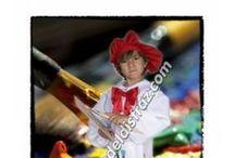 Disfraces de Profesiones para niños / Divertidos y originales disfraces de las profesiones más variopintas que puedas encontrar.
