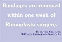 Rhinoplasty / Dr. Broumand's August Surgical Spotlight Showcases the Art of Rhinoplasty