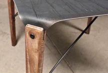 Industriel & Obtenir / La simplicité, le minimalisme et la propreté de ce conseil fournit la paix et la clarté / Simplicity, minimalism and neatness of this board provides peace and clarity