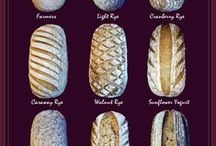 BREAD, ROLLS, BISCUITS, ETC. / All About Various Ways To Use Flour, Grains & Seeds / by Val Simich