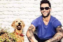 Maroon 5 - Adam Levine <3 / cantaretii mai preferatii!!