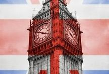 DELIGHTFULLY BRITISH / All That Is British ~ Our Friends & Family Across The Pond ~ England  / by Val Simich