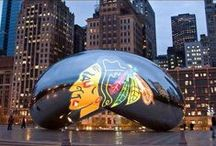 CHICAGO HALL OF FAME / All About Chicago Sport Heroes / by Val Simich