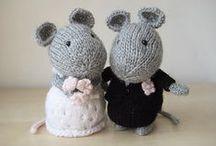 Wedding Inspiration / knit, crochet, weaving