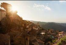 Bova - Reggio Calabria / Borgo tra i più belli d'Italia. Capitale orgogliosa dell'area grecanica della Calabria.