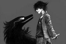Story Boards: Werewolf