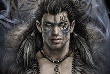 Story Boeards: Warrior/Ninja/Samurai    male