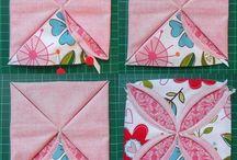 Quiltblocks en quilts / Allerlei quiltblokken