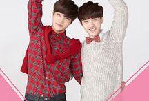 k-pop: EXO!